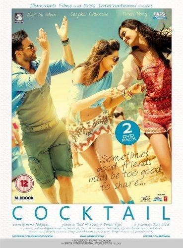 Preisvergleich Produktbild Cocktail (2 DISC SET) (Bollywood DVD With English Subtitles) by Saif Ali Khan