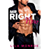 Mr Right Now (Lucky in Love Book 4)