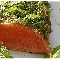 Hamburger Fischwerker Lachs gebeizt mit Minze und Limette ca. 300g