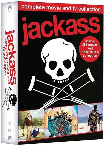 Jackass tv & film collection [edizione: stati uniti]