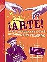 Arte Los Más Grandes Artistas De Todos Los Tiempos par Richards