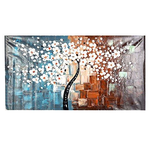 Anself OY-DS036 - Cuadro en lienzo moderno -...