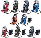 Ultrapower Kindertrage | Wandern | Reise | Tragerucksack | Kinderkraxe | Babytragerucksack | Rückentrage | Baby-Carrier | wenig Eigengewicht | System Rucksack