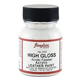 Angelus Acrylic Finisher High Gloss 1 Oz