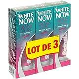 SIGNAL Dentifrice White Now Glossy - 3x50ml