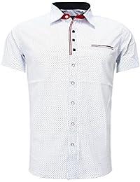 Carisma - Chemisette homme coupe ajustée Chemisette 9086 blanc - Blanc
