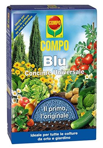Compo Concimi Granulari Universale, Blu, 18x2,5x20 cm