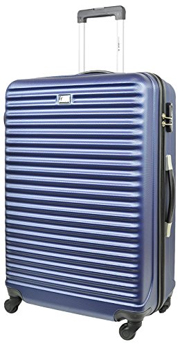 Blue Star Brazilia Weekend Valise, 60 cm, 60 L, Bleu