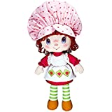The Bridge Direct Strawberry Shortcake 35th Anniversary Soft Doll