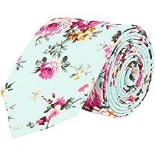 Snobbop 6 cm stretto cravatta argenteria