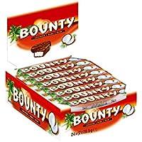Bounty Zartherb, 1 Packung mit 24 Riegeln (24 x 57 g)