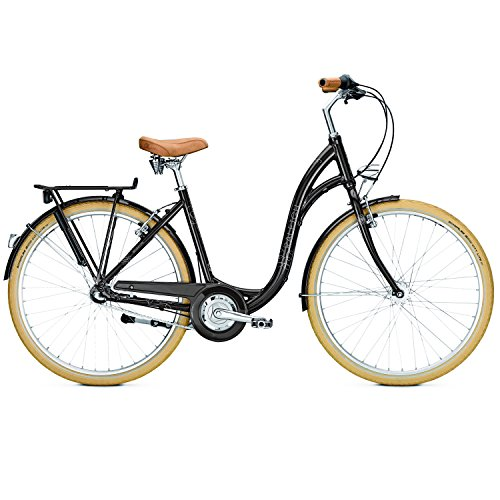 RALEIGH Damen Brighton 3 Fahrrad, earthbrown, 45