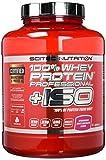 Scitec Nutrition Whey Protein Prof.+ISO 2280g Erd.-W.Sch.