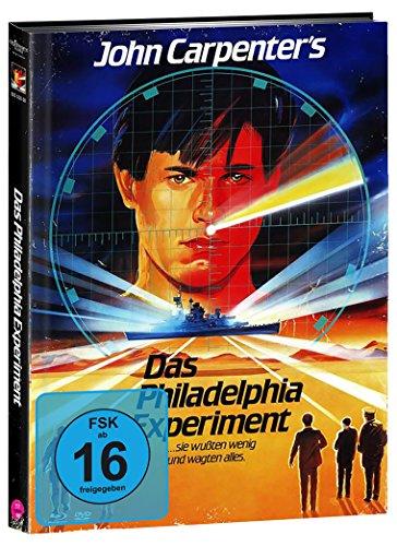 Das Philadephia Experiment - Mediabook (limitierte Auflage 250 Stück) plus Bonusfilm (Black Moon Rising) [Blu-ray]