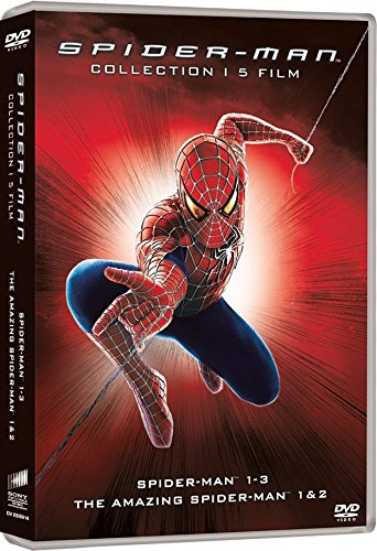 spider-man-collection-cofanetto-5-dvd