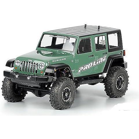 Proline 333600 Jeep Wrangler Unlimited Rubicon Clear Body 12.3