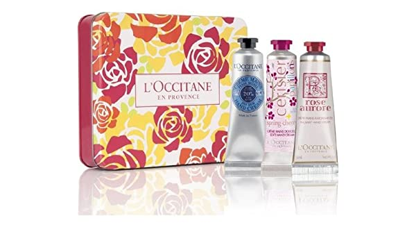 L'Occitane en Provence Travel Size Hand Cream Trio Gift Set