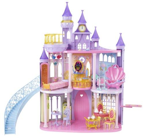 Disney Princess V9233 Il castello dei sogni delle principesse