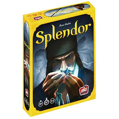 Asmodee Juego de Tablero Splendor (ADE0SPL01ML)