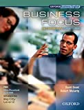 Business Focus Pre-Intermediate: Student's Book with CD-ROM Pack