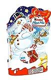 kinder Maxi Mix Sortiment mit Weihnachtsmotiv (5 - tlg. / 153 Gramm) MOTIV FREI WÄHLBAR (SCHNEEMANN)
