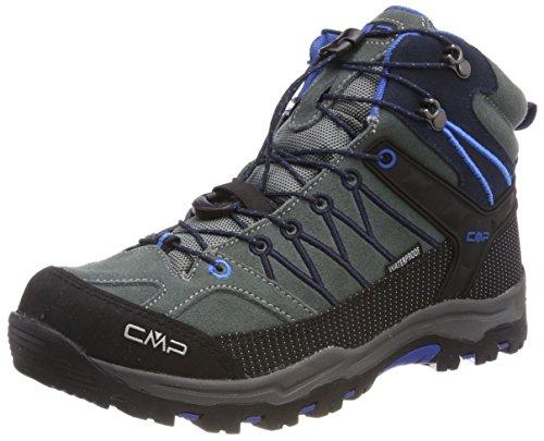 CMP Unisex-Erwachsene Rigel Mid Trekking-& Wanderstiefel, Grau (Grey-Zaffiro 52ak), 40 EU