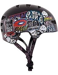 O'Neal Dirt Lid Fidlock Profit Junkie Casco De Bicicleta, Negro, XL (59-60 cm)