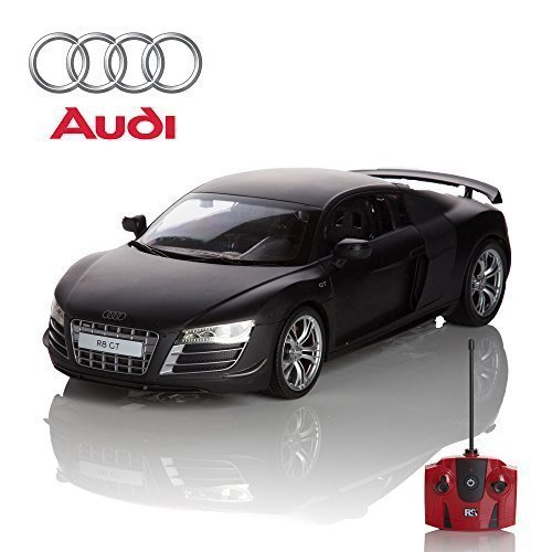 CMJ CARS AUDI R GT Official Licensed Remote Control Car For Kids - Audi remote control car