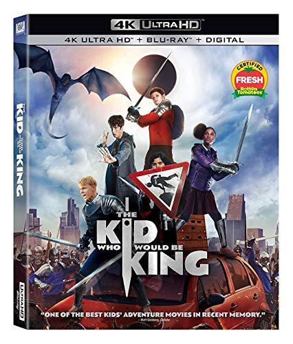 The Kid Who Would Be King [2Blu-Ray] [Region Free] (IMPORT) (Keine deutsche Version)