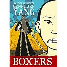 Boxers (Turtleback School & Library Binding Edition) (Boxers & Saints) by Gene Yang (2013-09-10)