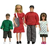 Lundby1:18 Scale Smaland Doll Family Classic