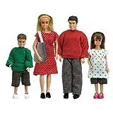 Lundby 60.8051.00 - Smaland: Puppenfamilie Classic