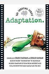 Adaptation (Shooting Script) Paperback