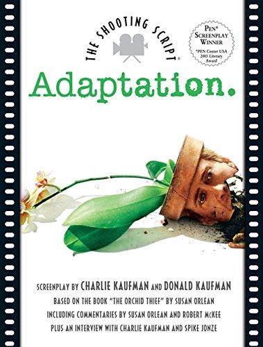 Adaptation (Newmarket Shooting Script) por Charlie Kaufman Scr