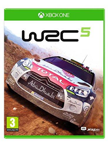 World Rally Championship WRC 5 (Xbox One) [UK IMPORT]