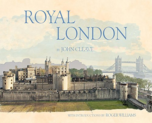 Royal London sketchbook