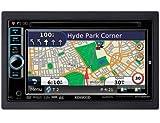 Kenwood Electronics DNX5280BT 6.1' LCD Écran tactile 2200g Noir navigateur - Navigateurs (10 m, 0,05 m/s, 2D, 15,5 cm (6.1'), LCD, microSDHC,SD,SDHC)