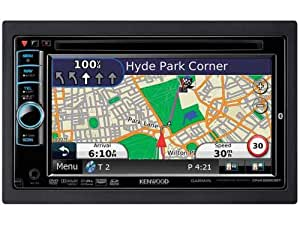 Kenwood Electronics DNX5280BT GPS Bluetooth Noir