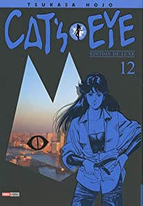 Cat's Eye Edition Deluxe Tome 12