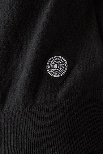 Threadbare - Pull - Homme Noir Noir Small Noir - Noir
