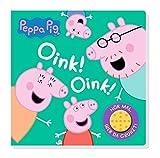 Peppa Pig: Oink! Oink! Hör mal, wer da grunzt!: Pappbilderbuch mit Soundmodul