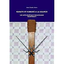 KARATE ET KOBUDO A LA SOURCE Les arts martiaux okinawanais maintenant