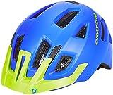 Cratoni Maxster Pro Fahrradhelm Kids Blau/Lime Matt Kopfumfang XS/S | 46-51cm 2018 Mountainbike Helm Downhill