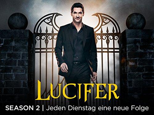 Lucifer Staffel 2 Amazon Prime Deutsch