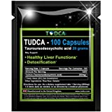 TUDCA 20 Grams - 100 Capsules Liver Support Powder