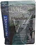 Nutrivet Inne Snack Anti Boule de Poils Sachet pour Chat de 250 g