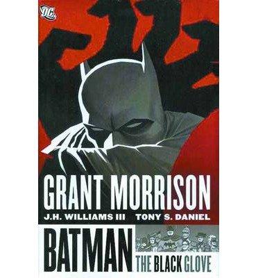 [(Batman: The Black Glove )] [Author: Grant Morrison] [Sep-2008]
