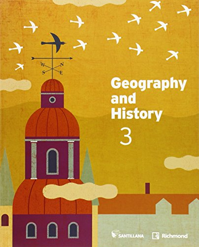 GEOGRAPHY AND HISTORY 3 ESO STUDENT'S BOOK - 9788468019789 por Aa.Vv.