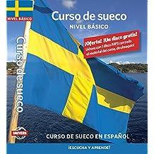 Curso Básico de Sueco (Lyssna-Härma-Lär)