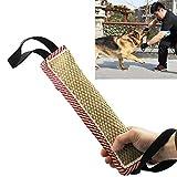 Egurs Dog Bite Tug Toy con 2 Asas/Juguetes de tracción interactiva/Juguete para Perros para Perros medianos Grandes 1#